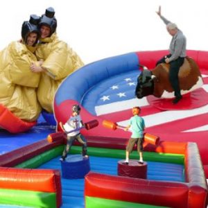 Jumping Castle & Inflatable Hire